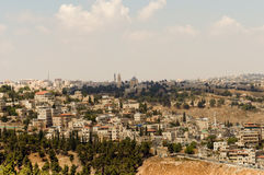 View of Jerusalem . Israel. Stock Photos