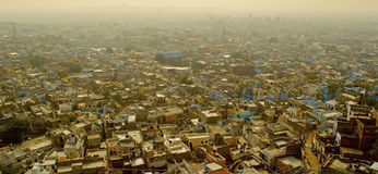 View of Jodhpur Royalty Free Stock Images