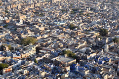 View of Jodhpur Royalty Free Stock Photos