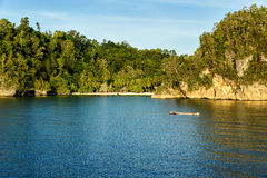 View of Kadidiri island. Togean Islands Stock Photo