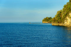 View of Kadidiri island. Togean Islands Royalty Free Stock Photos