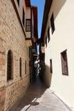 View of Kaleici in Antalya. Royalty Free Stock Image