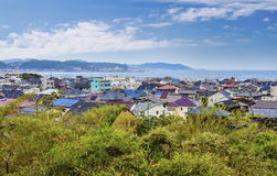 View on Kamakura city, Japan Stock Photos