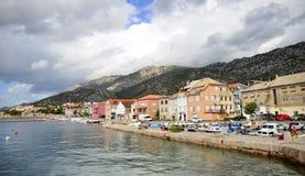 View on Karlobag town in Croatia Stock Photo