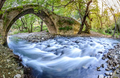 A view kelefos bridge,cyprus,3 Stock Photo