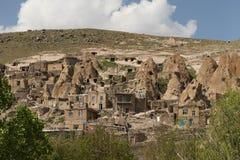 View of Kendovan, Iran Royalty Free Stock Photo