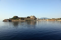 View of Kerkyra (Corfu). Greece. Royalty Free Stock Photos