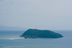 View from Kho Samui island Stock Images