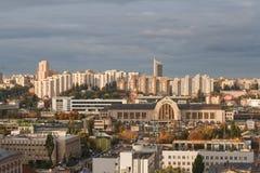 View of the Kiev Stock Image