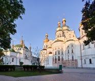 View of Kiev Pechersk Lavra Royalty Free Stock Image