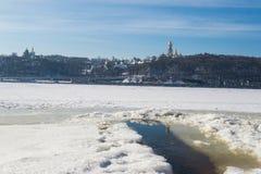 View of the Kiev Pechersk Lavra Royalty Free Stock Photos
