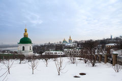 View of Kiev Pechersk Lavra. Kiev. Ukraine. Stock Photo