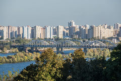View in Kiev Stock Images