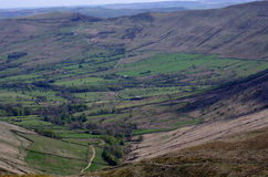 View from Kinder Scout England0 Stock Images