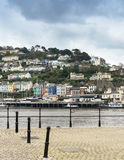 View of Kingswear royalty free stock image