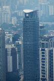 View from KL Tower. Stock Images