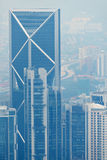 View from KL Tower. Royalty Free Stock Images