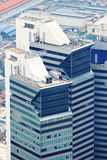 View from KL Tower. Royalty Free Stock Photos