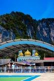 View of Ko Panyi Island,Phang Nga Province, Thailand Stock Image