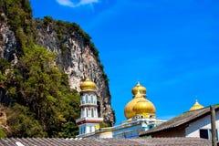 View of Ko Panyi Island,Phang Nga Province, Thailand Stock Images