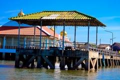 View of Ko Panyi Island,Phang Nga Province, Thailand Royalty Free Stock Photography