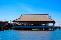 View of Ko Panyi Island,Phang Nga Province, Thailand Royalty Free Stock Photos