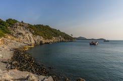 View of Ko Sichang Royalty Free Stock Photography