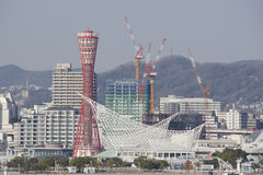 View on Kobe City Stock Photos
