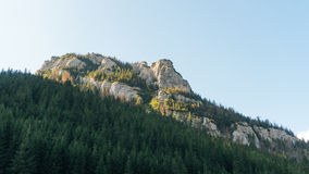 View of Koscielisko Valley in Polish Tatras. View of a Koscielisko Valley in polish Tatras Poland Royalty Free Stock Image