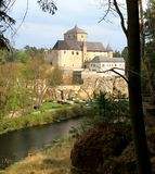 View of the Kost Castle Stock Image