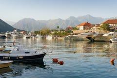 View of Kotor city. Montenegro Stock Photos