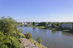The View of Krakow Royalty Free Stock Images