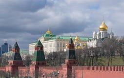 View of Kremlin Stock Images
