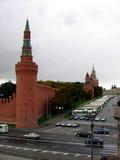 View of the Kremlin Stock Photo