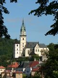 View of Kremnica Royalty Free Stock Photo