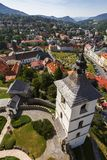 Kremnica, Slovakia. stock images
