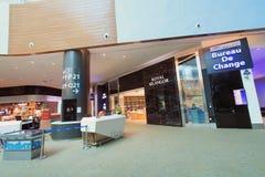 View of Kuala Lumpur International Airport Royalty Free Stock Image