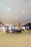 View of Kuala Lumpur International Airport Stock Image