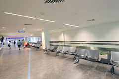 View of Kuala Lumpur International Airport Stock Photos