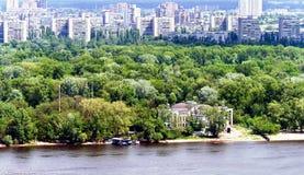View on Kyiv modern architecture Stock Photos