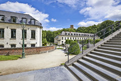 View of La Cambre, Brussels Stock Image