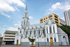 La Ermita Church View Stock Photo