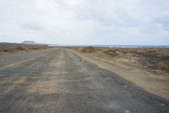 View on La Graciosa Royalty Free Stock Image