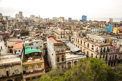 View on La Habana Stock Photo