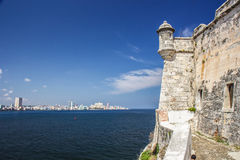 View on La Habana Royalty Free Stock Image