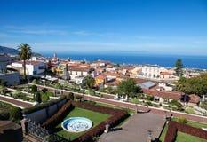 View on La Orotava, Tenerife, Spain Royalty Free Stock Image