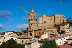 View of Labastida Stock Photos