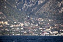 View of , Lago di Garda, Italy Royalty Free Stock Photography