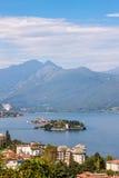 View of Lago Maggiore Stock Photography