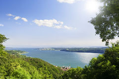 View on Lake Constance Royalty Free Stock Images